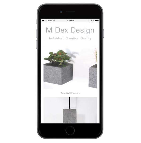 M Dex Design