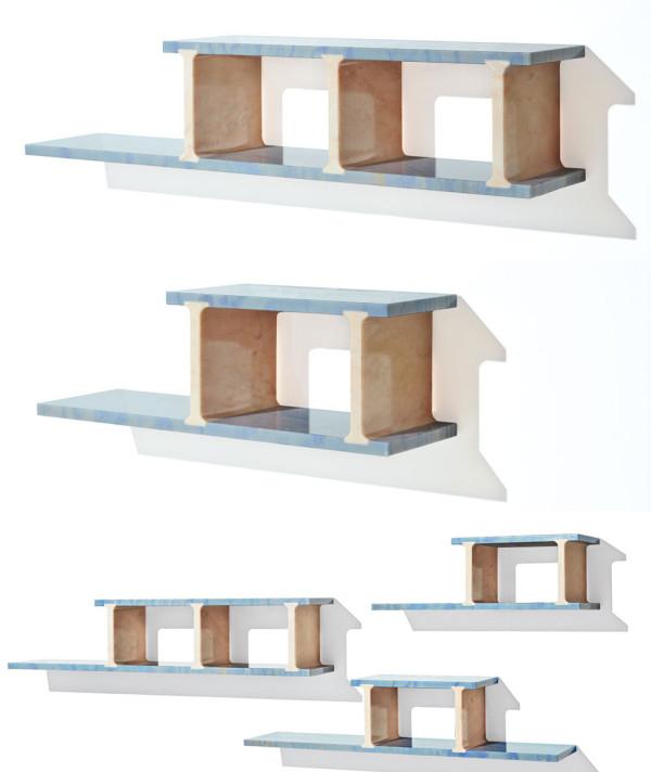 rabbet-shelving