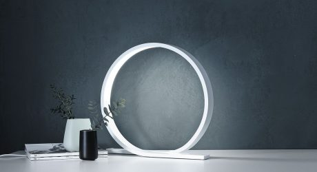 The LOOP Table Lamp by HIMMEE