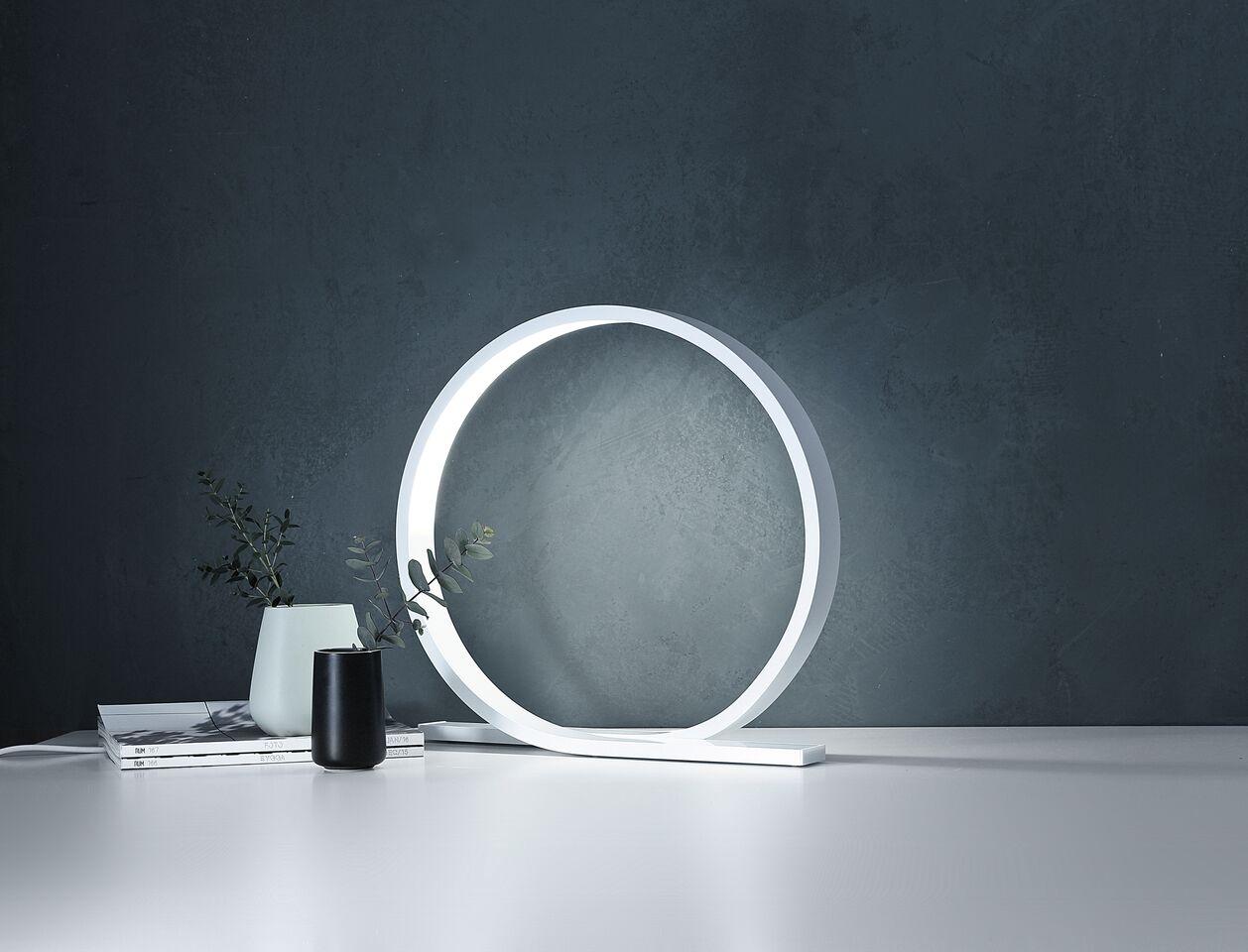 The LOOP Table Lamp by HIMMEE