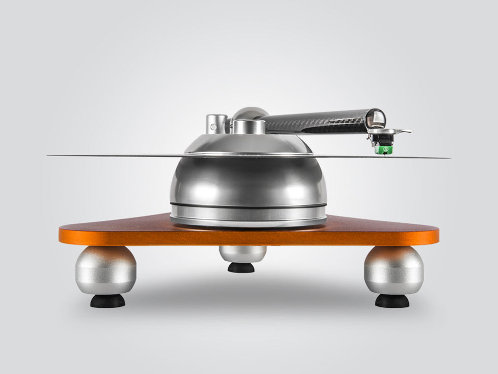 ATMO SFERA: A Platterless Turntable for Vinyl Lovers