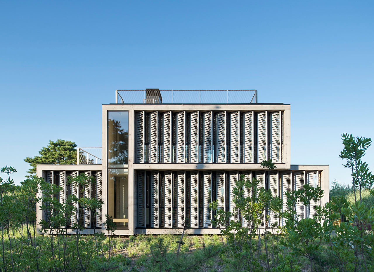 Amagansett Dunes by Bates Masi + Architects