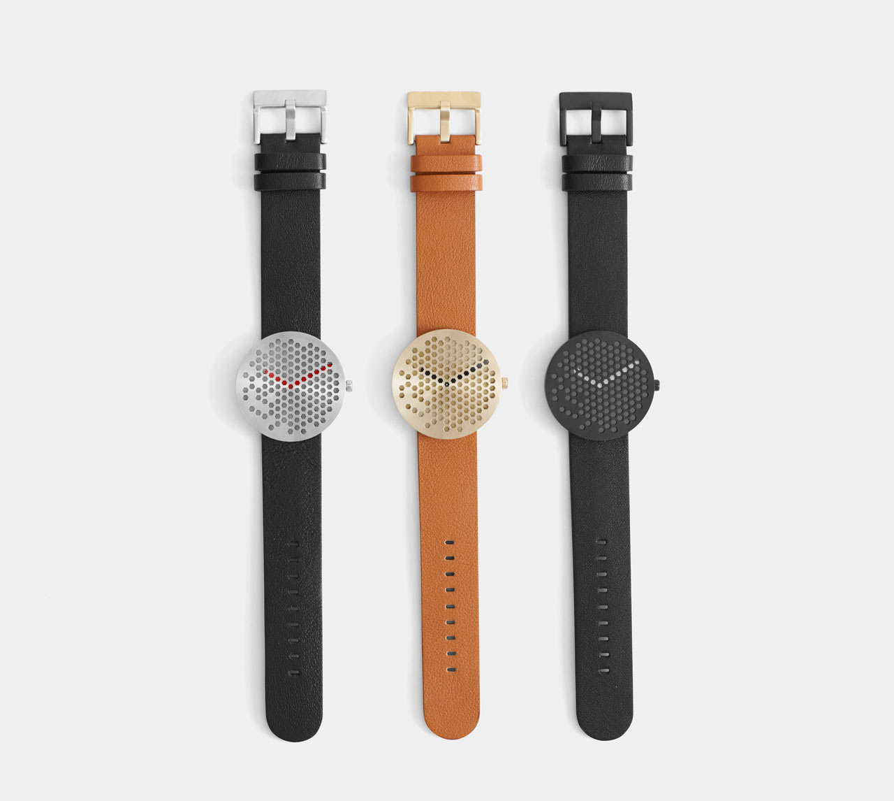A Watch Inspired by the Tulle on Ballet Tutus