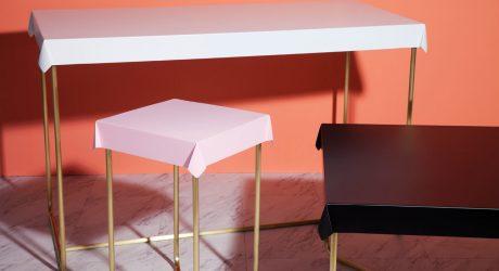 Brand New Tables from Debra Folz Design