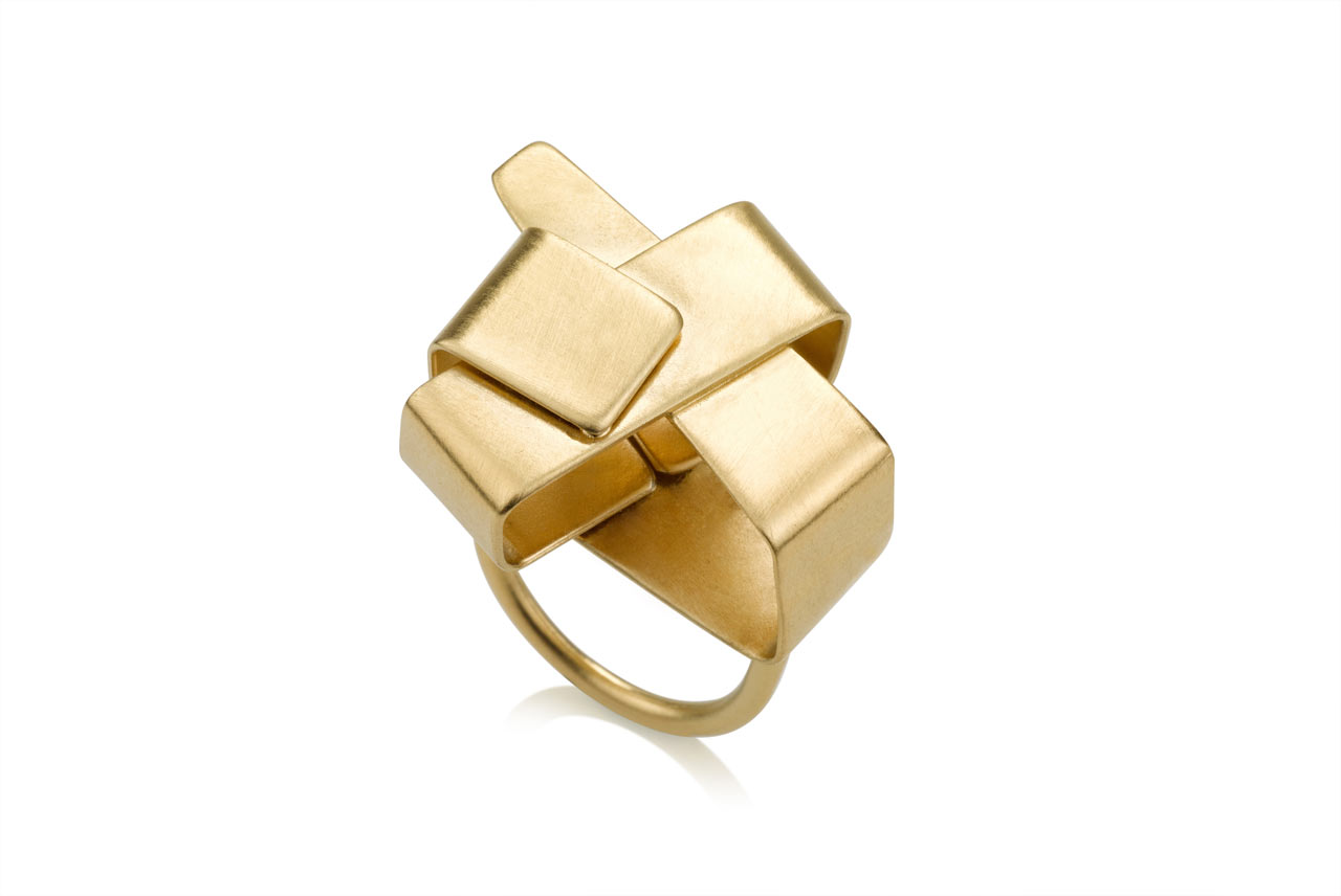 The Making of Contour's Geometric Lynn Ring