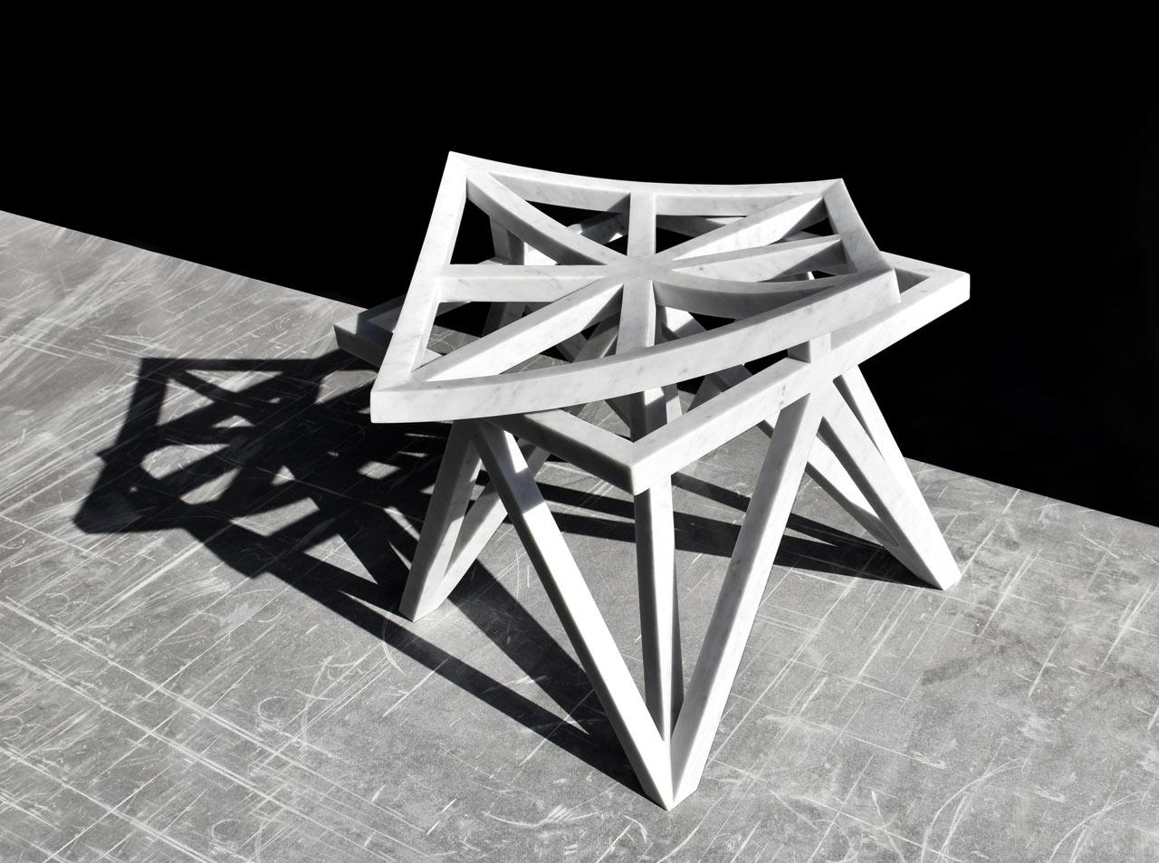 furniture motifs. Geometric Furniture Inspired By Arabesque Patterns Furniture Motifs 0