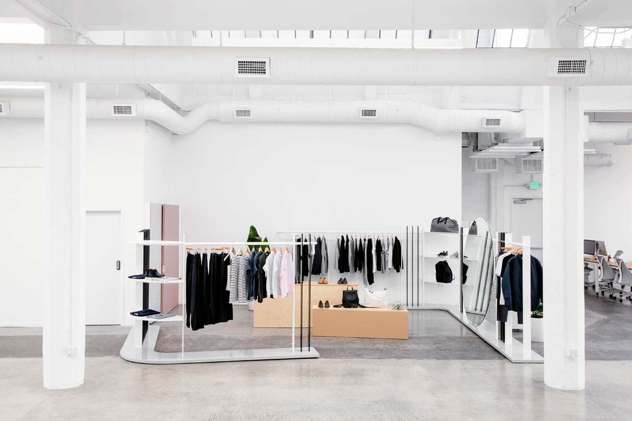 1920s Laundry Facility Becomes Everlane\'s Office - Design Milk