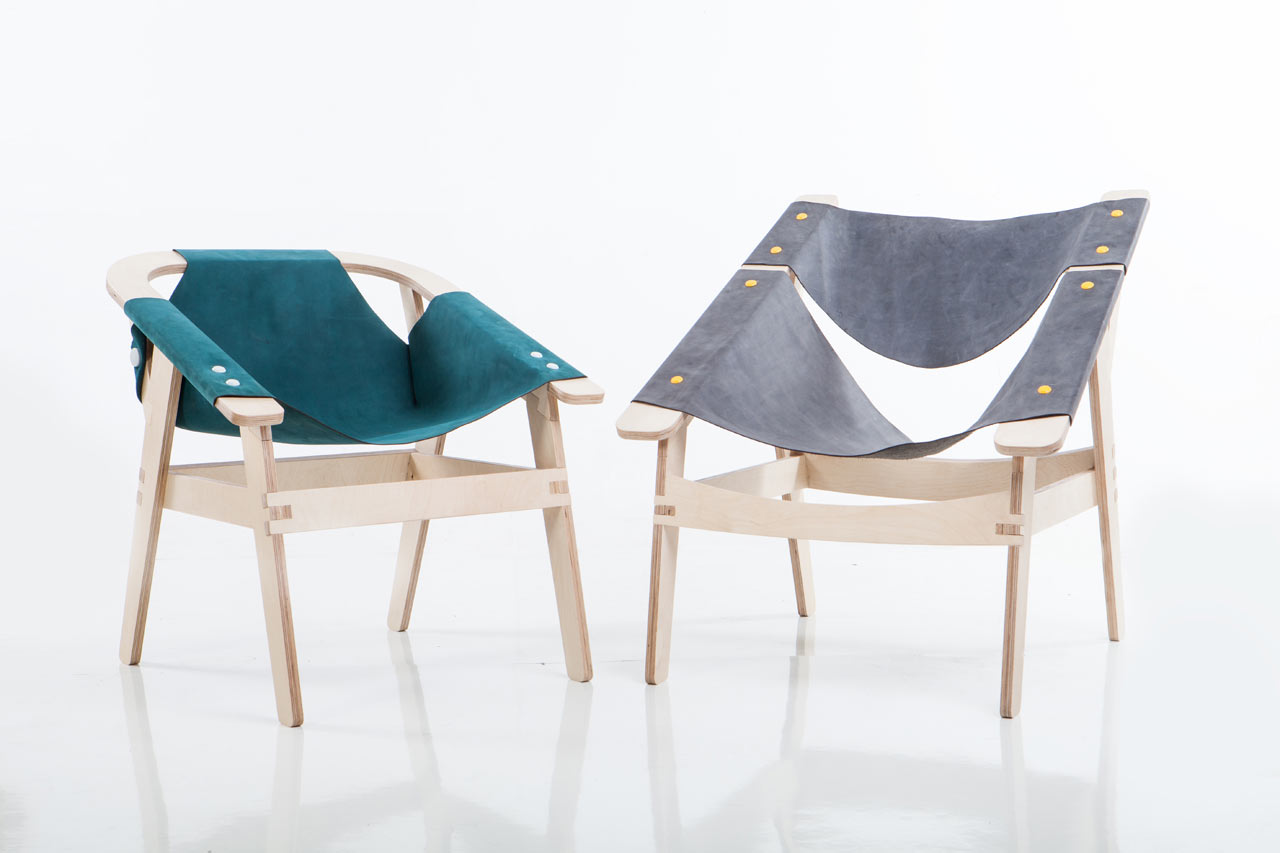 Open Source Chairs You Can Make At Home Design Milk - Source furniture