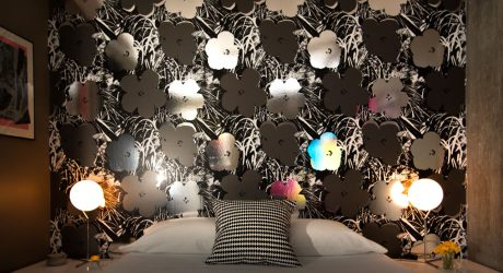 Flavor Paper x Andy Warhol-Inspired Bedroom Makeover
