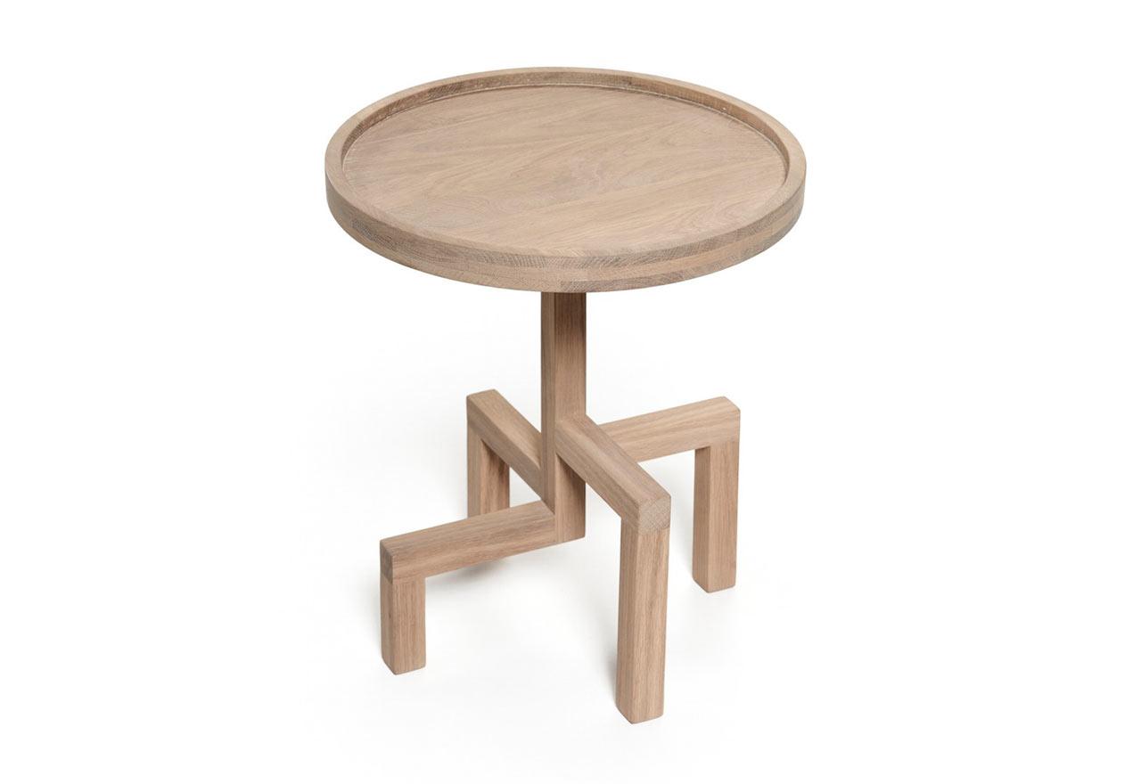 A Trio of Gerard de Hoop-Designed Tables for Odesi