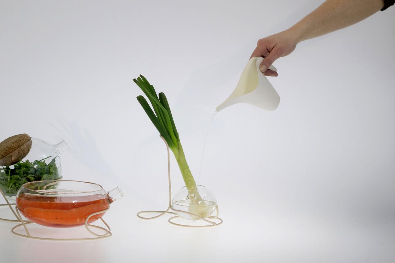 Extend the Life of Your Veggies: GRÖNT by Agnes Sjöberg