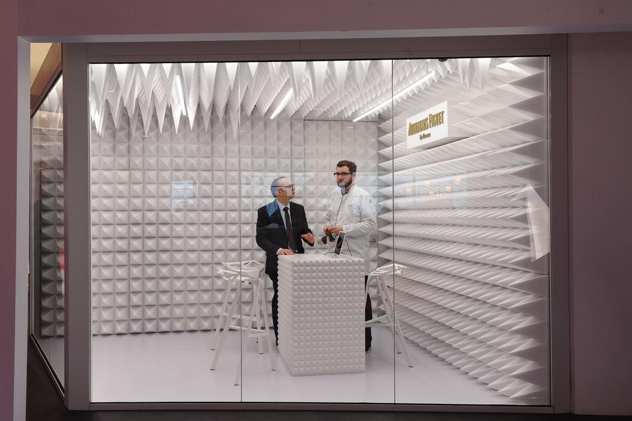 Sebastian Errazuriz Designs Audemars Piguet's Lounge at Art Basel Hong Kong