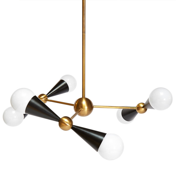 Caracas Six-Light Chandelier