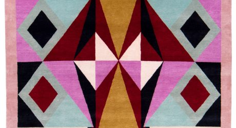 Joseph Carini Carpets Collaborates with Alessandro Mendini
