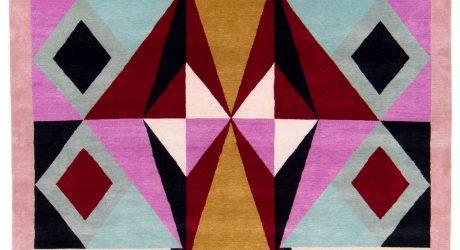 Joseph Carini Carpets Collaborates with Alessandro Mendini