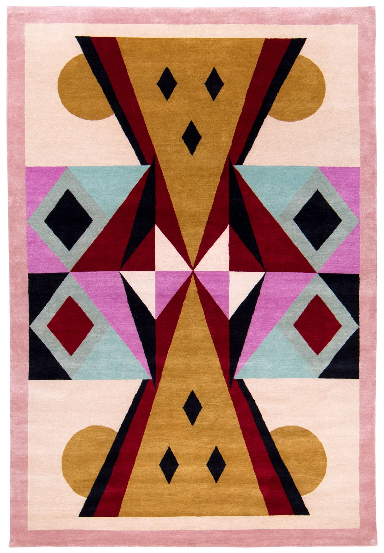 Joseph Carini Carpets Collaborates With Alessandro Mendini ...
