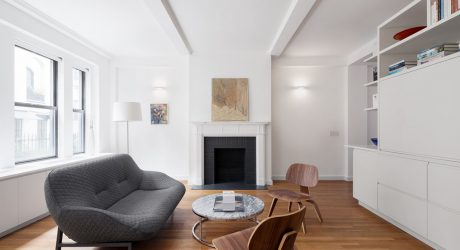 A Pre-War, NYC Apartment Gets Updated
