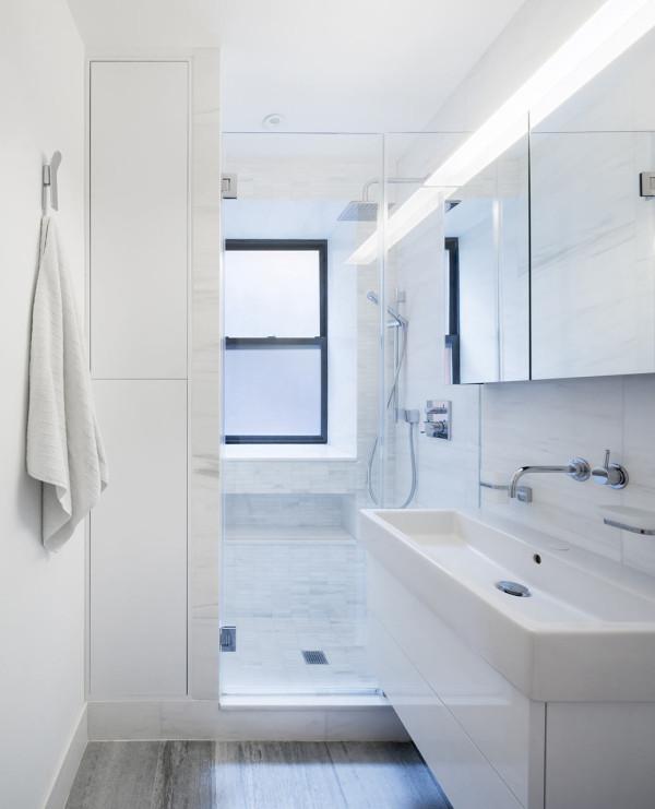 Pre-War, NYC Apartment Gets a Renovation - Design Milk