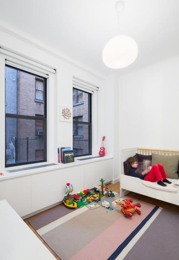 Pre War Nyc Apartment Gets A Renovation Design Milk