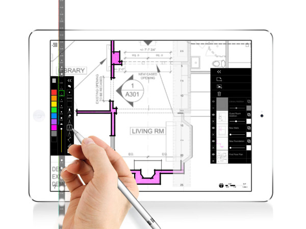Morpholio launches scalepen for its trace app for Site plan app