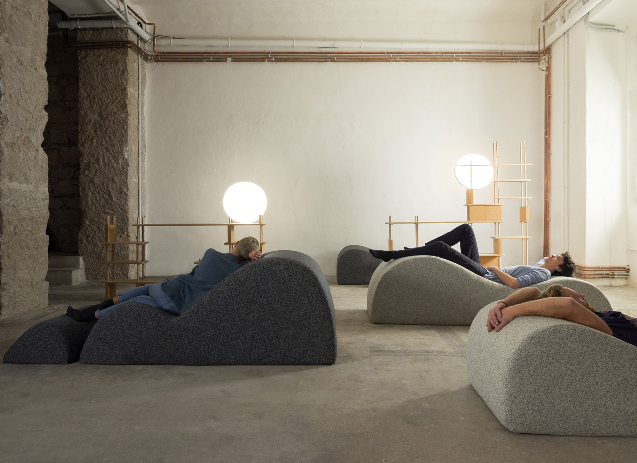 Nap Bar Invites You to Take a Break and Recharge