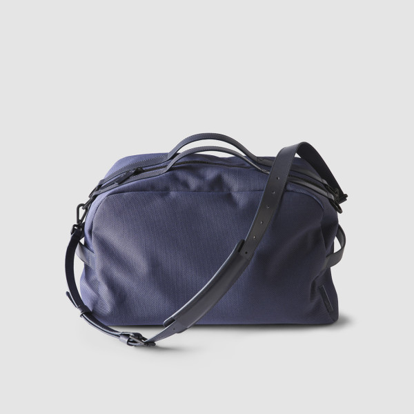 Octovo-Fabric-Duffle-Blue-Front