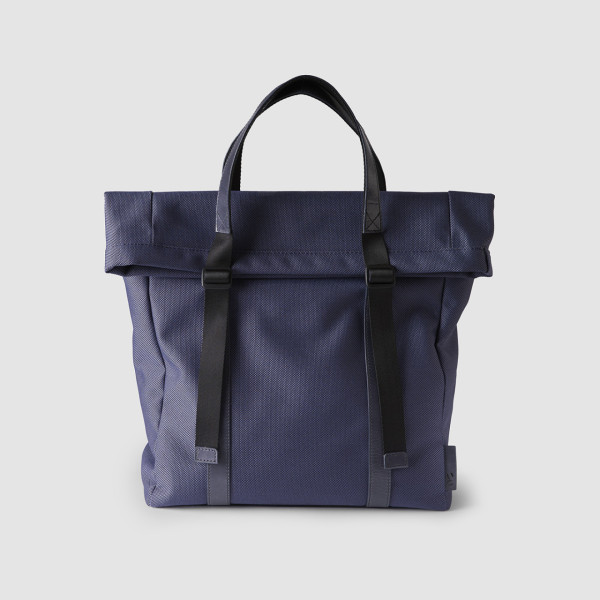 Octovo-Fabric-Tote-Blue-Front