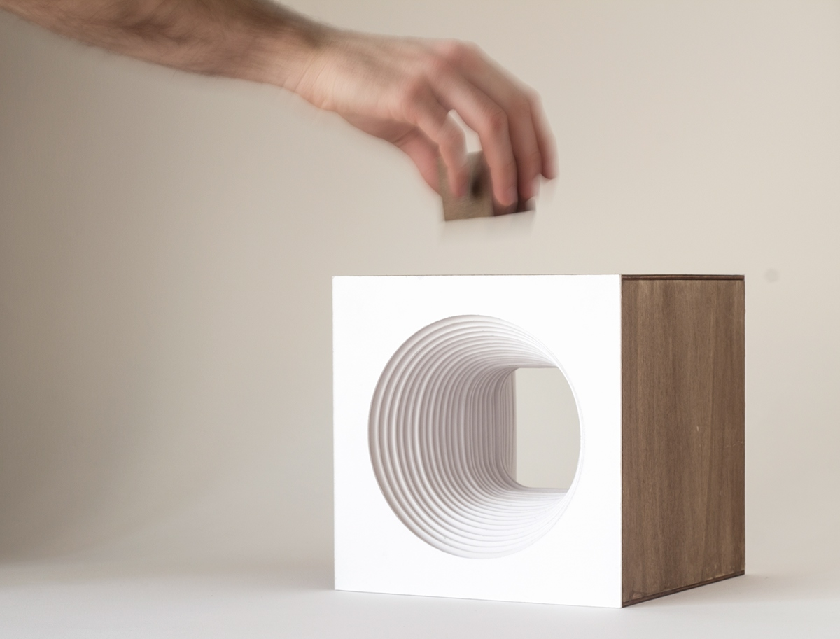 Everything Flows With the Panta Rei Light Cube