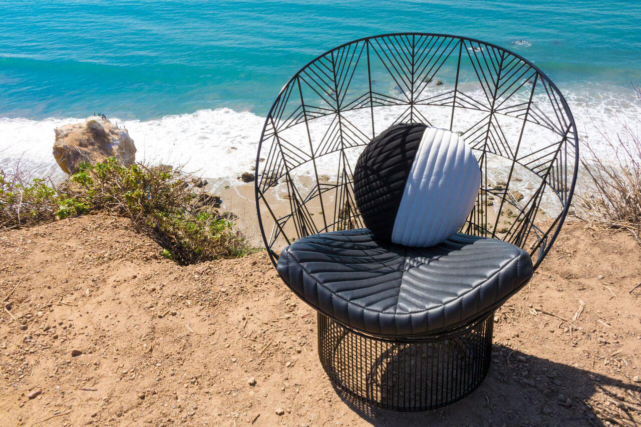 Bend Goods Updates a 1970's Chair
