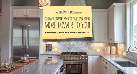 Enter the Legrand More Power to You Contest + Win an adorne Makeover!
