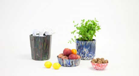 DIY Machines That Recycle Plastic into Objects