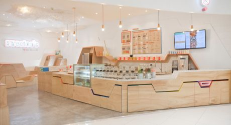 A Tea Cafe with Filipino Roots & a Fresh, Bold Twist