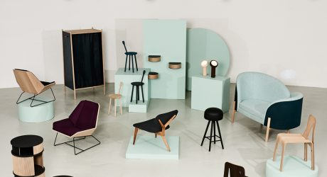 VIA Design's Furniture Students Exhibit at Stockholm Furniture Fair 2016