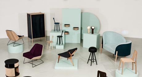VIA Design's Furniture Students Exhibit at Stockholm Furniture Fair 2016