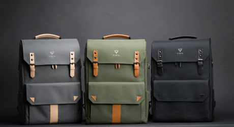 VINTA's Travel & Camera Bag for Everyday Adventures