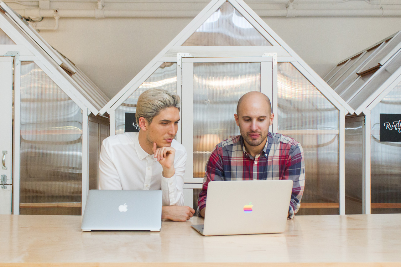 Where I Work: Noa Santos & Will Nathan of Homepolish