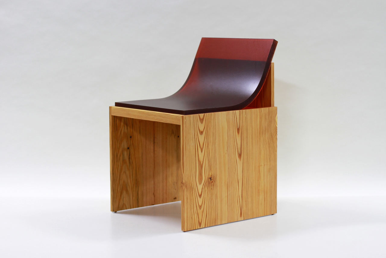 Collection 400 Brings Industrial Rubber to Furniture