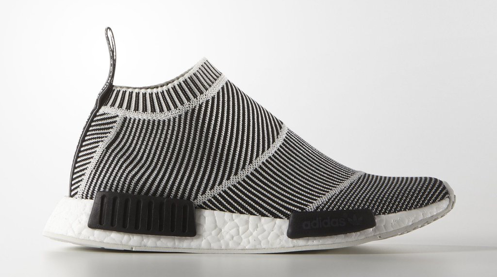 6c727082c adidas Originals NMD City Sock Looks Comfy - Design Milk