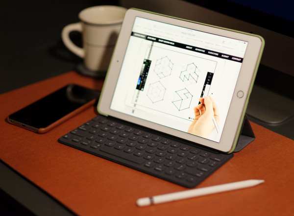how to make keyboard smaller on ipad