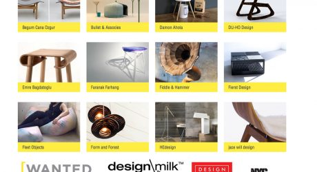 Announcing WantedDesign's Launch Pad 2016 Participants