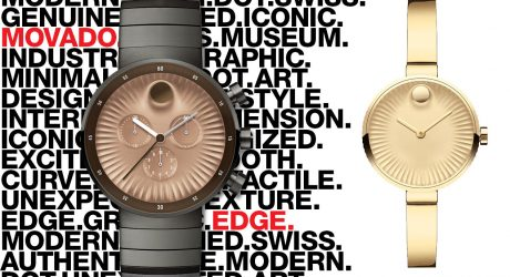 Yves Behar and Movado Expand Edge Collection
