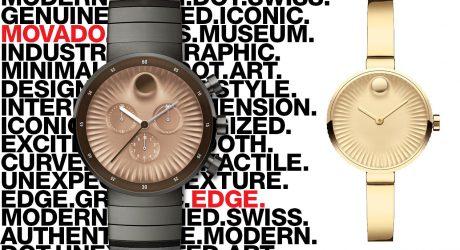 Yves Behar and Movado Expand Edge Collection