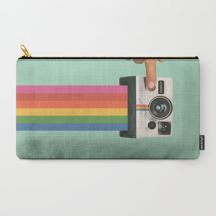 Society6 Introduces Carry-All Pouches