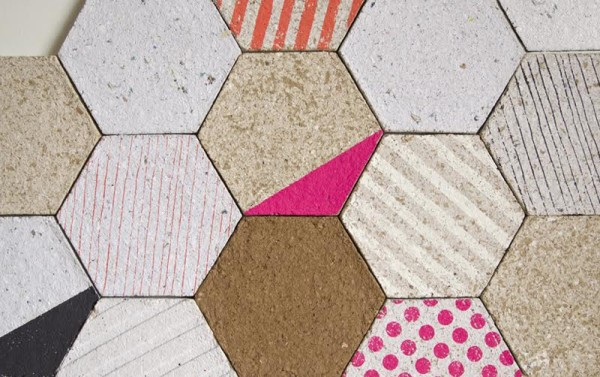Dear-Human-Paperscapes-tiles-closeup