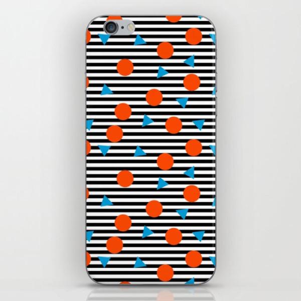 yadda-yadda-memphis-lines-stripes-dots-triangles-geometric-abstract-minimal-print-pattern-wacka-yo-phone-skins