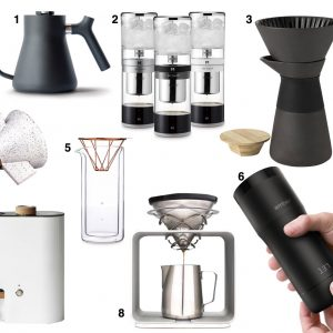 8 Beautiful Ways to Prepare Coffee at Home