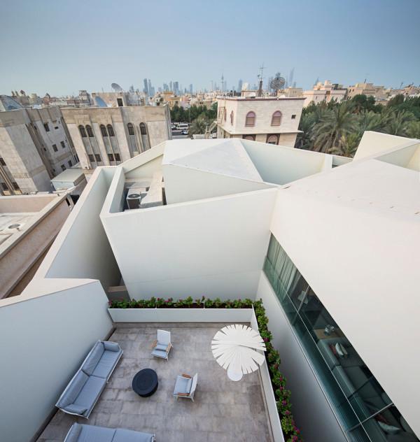 A modern family home in kuwait design milk for Modern house design kuwait