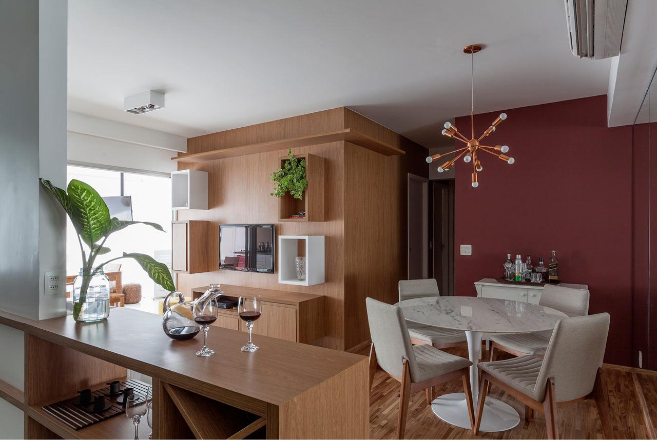Apartamento Michigan by Tria Arquitetura