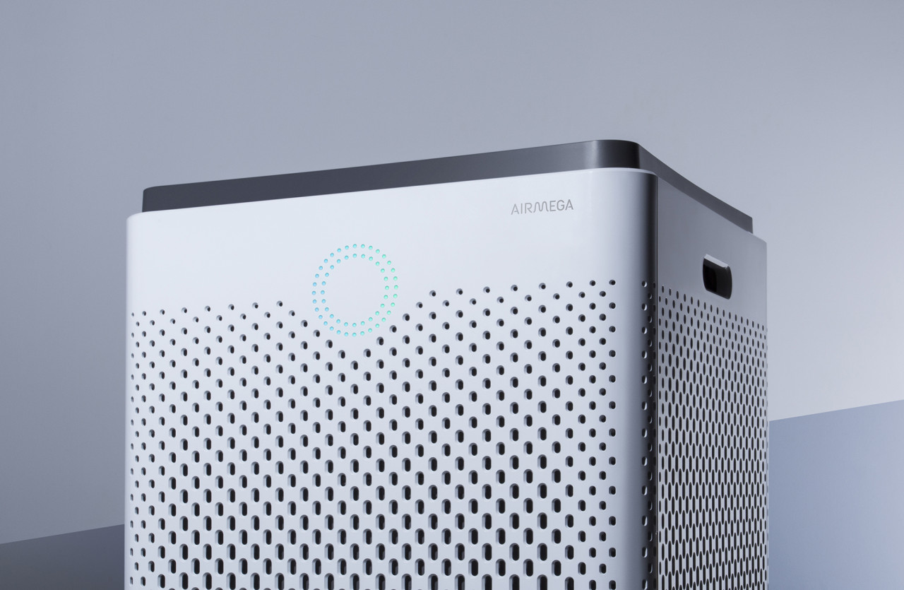 The Airmega Is an Adaptive App-Enabled Air Purifier