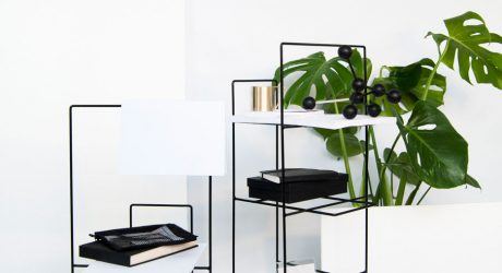 A Minimalist Collection of Furniture Inspired by the Line